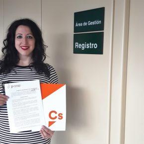Ciudadanos instará al Gobierno de La Rioja a promover la exención del pago de peaje a las personas con movilidad reducida en la AP-68