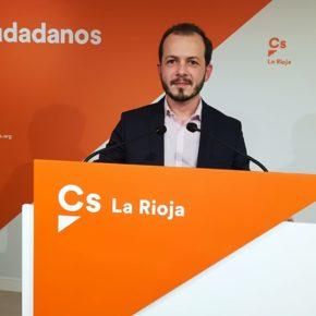 Ciudadanos La Rioja asegura que los Presupuestos Generales de 2019 demuestra que a Sánchez le importan más los separatistas que los riojanos