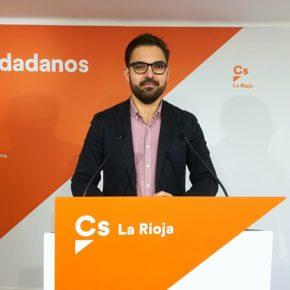 """Diego Ubis: """"El Gobierno de La Rioja está ahora dispuesto a rendir cuentas y abordar los puntos pendientes en los acuerdos"""""""