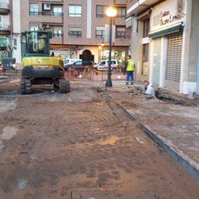 """San Martín: """"El equipo de gobierno es incapaz coordinar las unidades municipales para renovar las tuberías de la ciudad"""""""