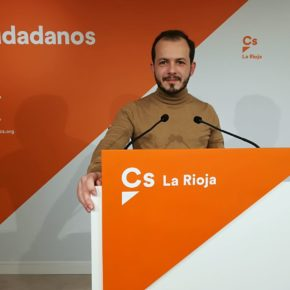 Baena asegura que Ciudadanos en 2019 será fundamental para el cambio en La Rioja