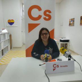 Ciudadanos solicita información sobre el actual funcionamiento del servicio recogida de muebles y objetos voluminosos en Arnedo
