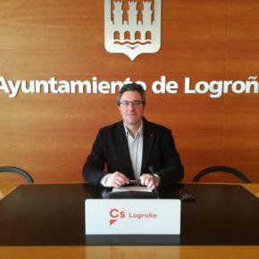 """San Martín: """"En 2018 hemos impulsado proyectos para Logroño y hemos trabajado pensando solo en los logroñeses"""""""