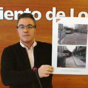 """San Martín: """"Gamarra no dice toda la verdad al CERMI y a los vecinos porque no se está avanzando en la accesibilidad del transporte público"""""""