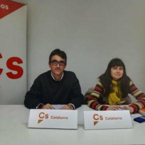 Rubén Jiménez, candidato de Ciudadanos para la alcaldía de Calahorra