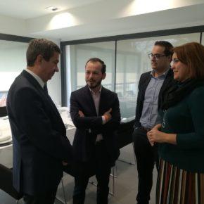 Ciudadanos La Rioja se reúne con UNIR para conocer los proyectos que desarrolla en la Comunidad