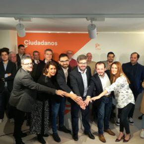 Cs La Rioja pone en marcha su Comité Electoral Autonómico para la campaña del 10-N