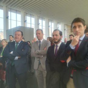 """Baena: """"Acciones como la VII Misión Inversa señalan el camino que desde las instituciones se debe seguir para el desarrollo empresarial de La Rioja"""""""