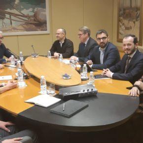 Ciudadanos confirma su disposición a hacer todo lo posible para impulsar la reforma del Estatuto de Autonomía de La Rioja