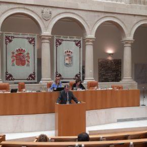 Ciudadanos recuerda que se ha abierto un proceso de diálogo social sobre la reforma del Estatuto de Autonomía de La Rioja