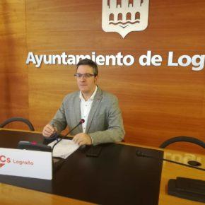 Cs Logroño pide al Ayuntamiento que se muestren los informes técnicos que avalan el nuevo planteamiento de Vara de Rey