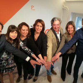Cs La Rioja presenta sus listas al Congreso y al Senado para las Elecciones Generales del 10-N