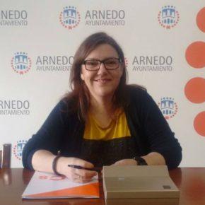 Virginia Domínguez, candidata de Ciudadanos a la alcaldía de Arnedo
