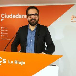"""Diego Ubis: """"Queremos saber quién pidió desde La Rioja que se transfiriesen 200.000 euros para la nueva sede del PP"""""""