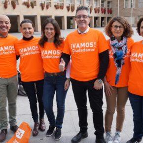 """Ciudadanos modernizará el Ayuntamiento de Logroño para prestar servicios """"de forma rápida y eficaz"""""""