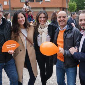 Ciudadanos cierra la campaña con una invitación a ejercer el voto el próximo domingo