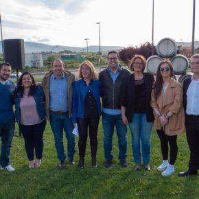 Ciudadanos reivindica su candidatura con el equipo mejor preparado para trabajar por Villamediana y los villametrenses