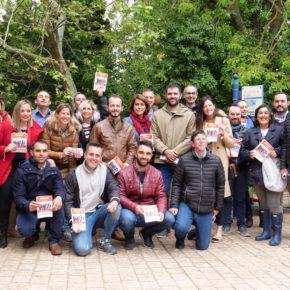 Ciudadanos presenta su proyecto en Galbárruli y Villalba de Rioja