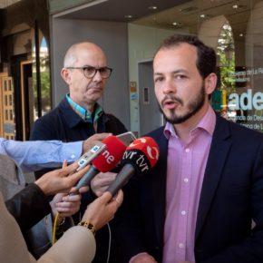 Ciudadanos apuesta por hacer de la ADER una verdadera agencia de impulso a empresas riojanas y colaborar con otras agencias españolas