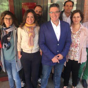 """San Martín: """"En la próxima legislatura, Ciudadanos liderará la creación de un Instituto Municipal de Emprendimiento y Empleo de Logroño"""""""