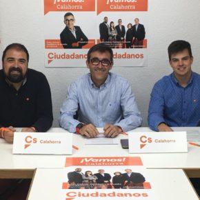 """Jiménez: """"En la próxima legislatura tenemos más fuerza para trabajar por Calahorra desde una oposición firme y vigilante"""""""