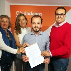 El Grupo Parlamentario de Cs La Rioja presenta su organización para las Comisiones Permanentes