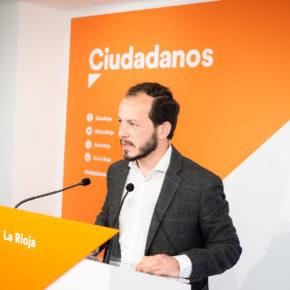 """Baena: """"El PSOE ha perdido la oportunidad de un gobierno estable, centrado y de progreso para La Rioja, plegándose a los radicales"""""""