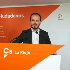 """Baena: """"El PSOE prefiere la inestabilidad de un gobierno con Unidas Podemos y un cambio a peor para La Rioja"""""""