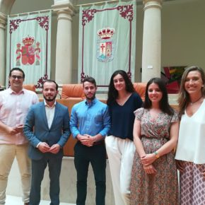 El Grupo Parlamentario de Ciudadanos La Rioja mantiene una reunión la Secretaría de Acción Institucional del partido