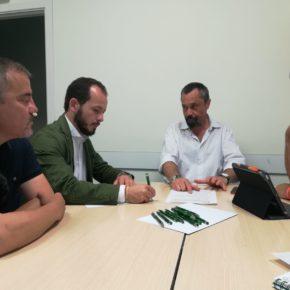 Ciudadanos analiza con el sindicato CSIF la problemática de la Función Pública en La Rioja