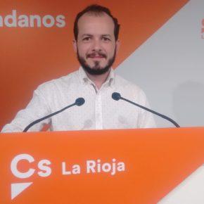 Ciudadanos pone al servicio del Gobierno de La Rioja sus medidas para paliar la pandemia por el COVID-19