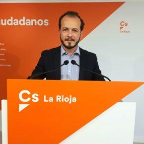 """Baena: """"El de Concha Andreu es un Gobierno a cualquier precio y está abocado a la inestabilidad para La Rioja"""""""
