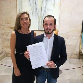 El Grupo Parlamentario de Cs La Rioja traslada su malestar al Presidente del Parlamento por las medidas restrictivas impuestas a la prensa