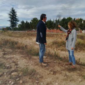Ciudadanos (Cs) exige a Hermoso de Mendoza que reconsidere su negativa a las obras de apertura de la calle Santa María