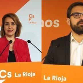 María Luisa Alonso encabeza de nuevo la candidatura de Ciudadanos (Cs) al Congreso por La Rioja