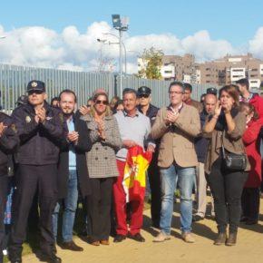 Ciudadanos (Cs) participa en la concentración en apoyo a los policías destinados y destacados en Cataluña