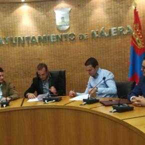 Cs Nájera firma un acuerdo programático con el PSOE para dar estabilidad al gobierno municipal