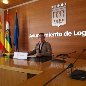 Ciudadanos (Cs) solicita una reunión con el alcalde de Logroño para recobrar el consenso con los proyectos de ciudad