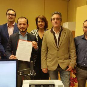 Ciudadanos solicita la alta prioridad para el ferrocarril en La Rioja por su condición estratégica
