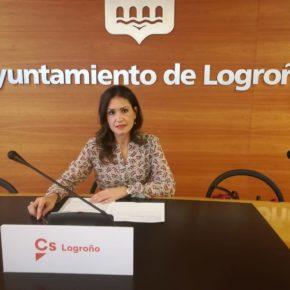 Ciudadanos exige que se convoque ya el Consejo Escolar de Logroño para planificar los días no lectivos de San Mateo 2020