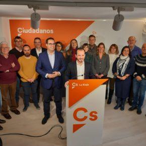 """Baena: """"Hoy más que nunca es necesario un partido como Ciudadanos (Cs) ante la inestabilidad de un gobierno de PSOE y Podemos"""""""