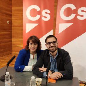"""Alonso: """"En Ciudadanos (Cs) tenemos al mejor candidato a la presidencia, Albert Rivera, por su compromiso con España"""