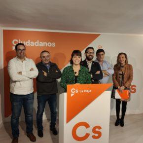 """Alonso """"Ciudadanos (Cs) es el partido de los autónomos y por ello, presentaremos un Plan Naranja de Mejoras la próxima legislatura"""""""