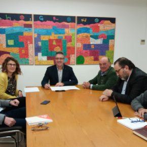 Ciudadanos (Cs) comparte la preocupación con la FER ante la subida de impuestos que anuncia el gobierno local de Logroño