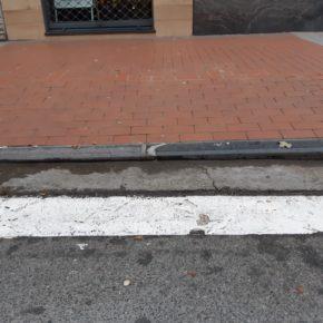 Cs Logroño presentará una moción en el próximo Pleno para mejorar la accesibilidad en pasos de peatones cercanos a espacios prioritarios de la ciudad