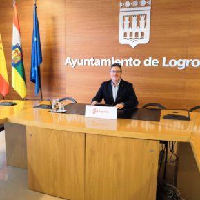 """San Martín: """"A partir de hoy, los logroñeses tendrán que pagar más impuestos a pesar de la desaceleración económica"""