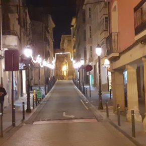 Ciudadanos (Cs) Haro denuncia la escasa iluminación navideña en las calles de la ciudad