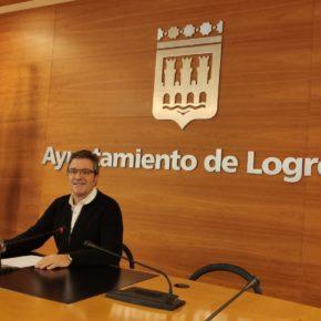 """Julián San Martín: """"El PSOE está paralizando Logroño con su 'No' por sistema y su falta de transparencia"""""""