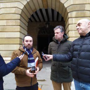 Ciudadanos Haro denuncia que el tripartito no ejecuta las partidas presupuestadas y lamenta su falta de diálogo