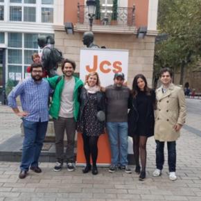 Jóvenes de Ciudadanos La Rioja organizan la la tercera recogida de juguetes y alimentos para Navidad